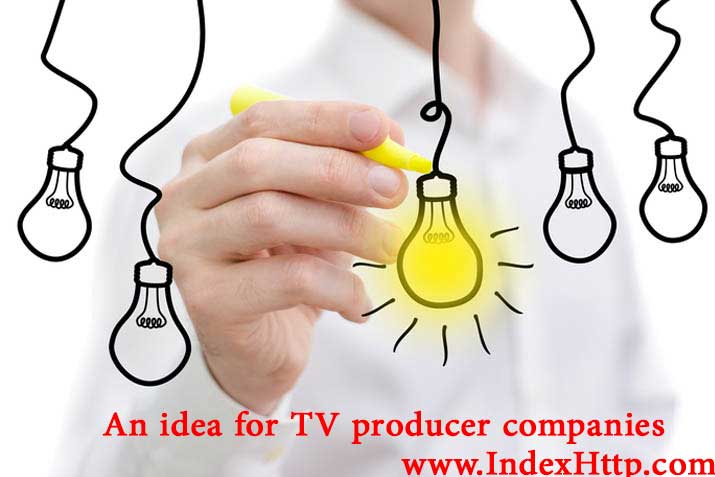 An idea for TV producer companies to improve TV for more sale and have Distinctive competence against the competitors.